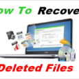 Recover Deleted Data windows Mac