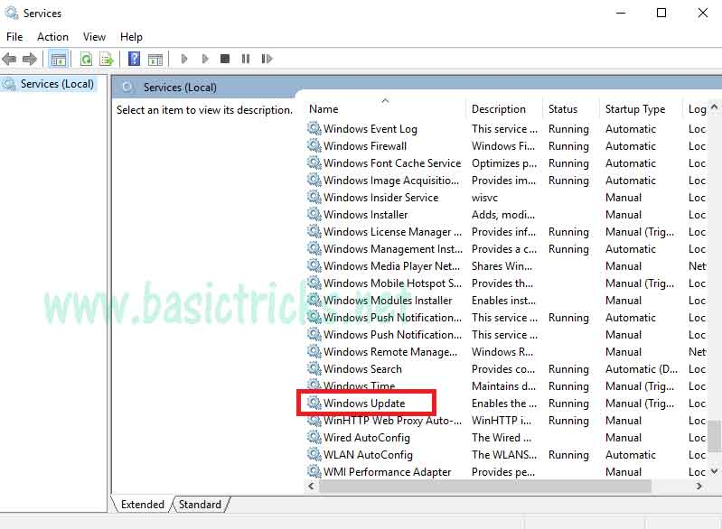 windows 10 modules installer worker