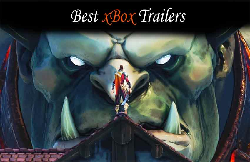 best xbox trailers
