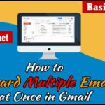 How to Forward Multiple Emails at Once in Gmail