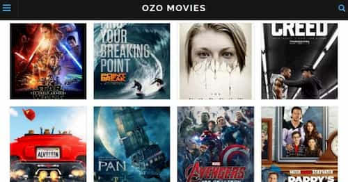OZO Movies–Alternatives to Solarmovie