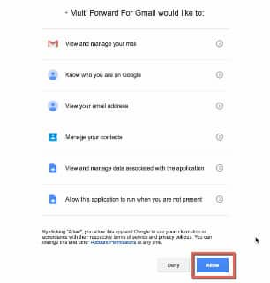 gmail-email-forwarding