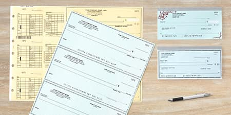 why is Printing Your Checks is a Fair Idea