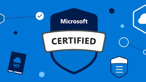 Reasons to get certified by Microsoft