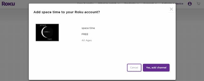 roku private channels database