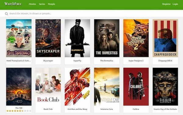 watch free newly released movies