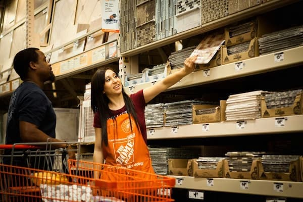 what age does home depot hire