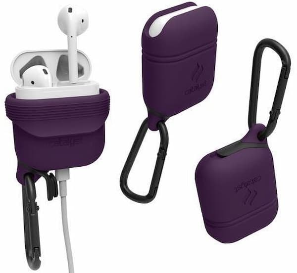 airpods case not charging no light
