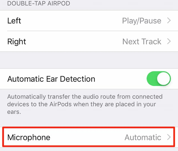 airpods mic not working zoom