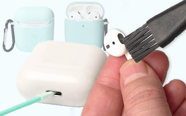 why is my airpod case not charging