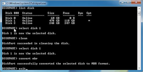 windows cannot be installed to this disk mbr